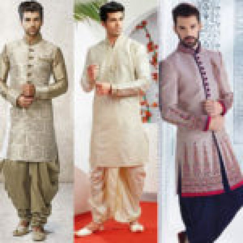 Indo Western Dresses For Groom