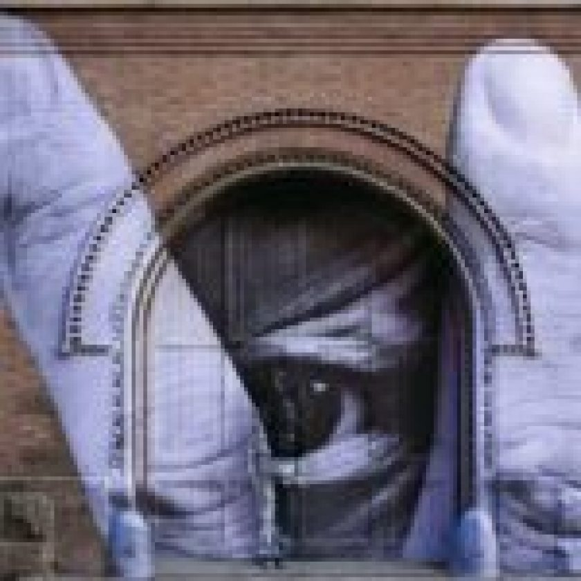 Real Life Invisible Man by Liu Bolin