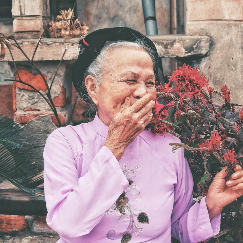 To Live Your Old Age Happily