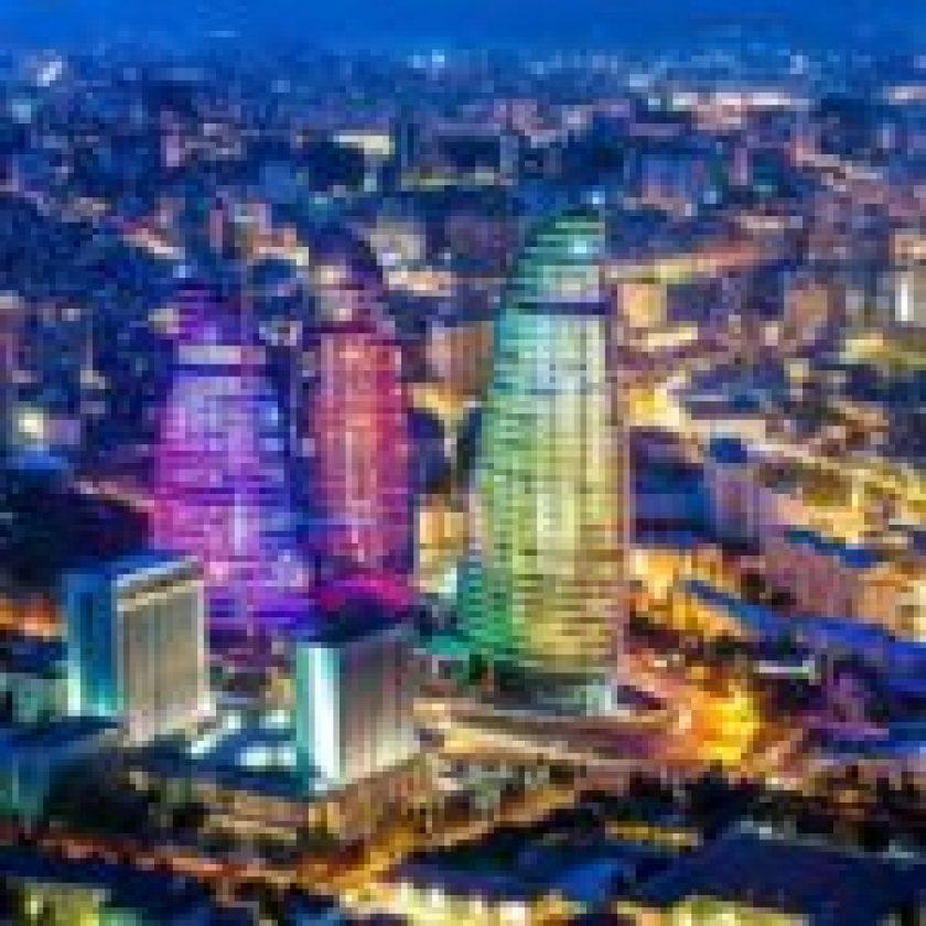 Luxury hotels Baku Azerbaijan