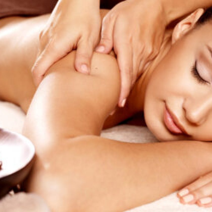 Massage Helps in Healing Muscles