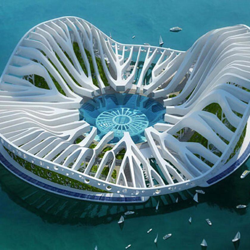 Modern Architecture Designs Of 21st Century