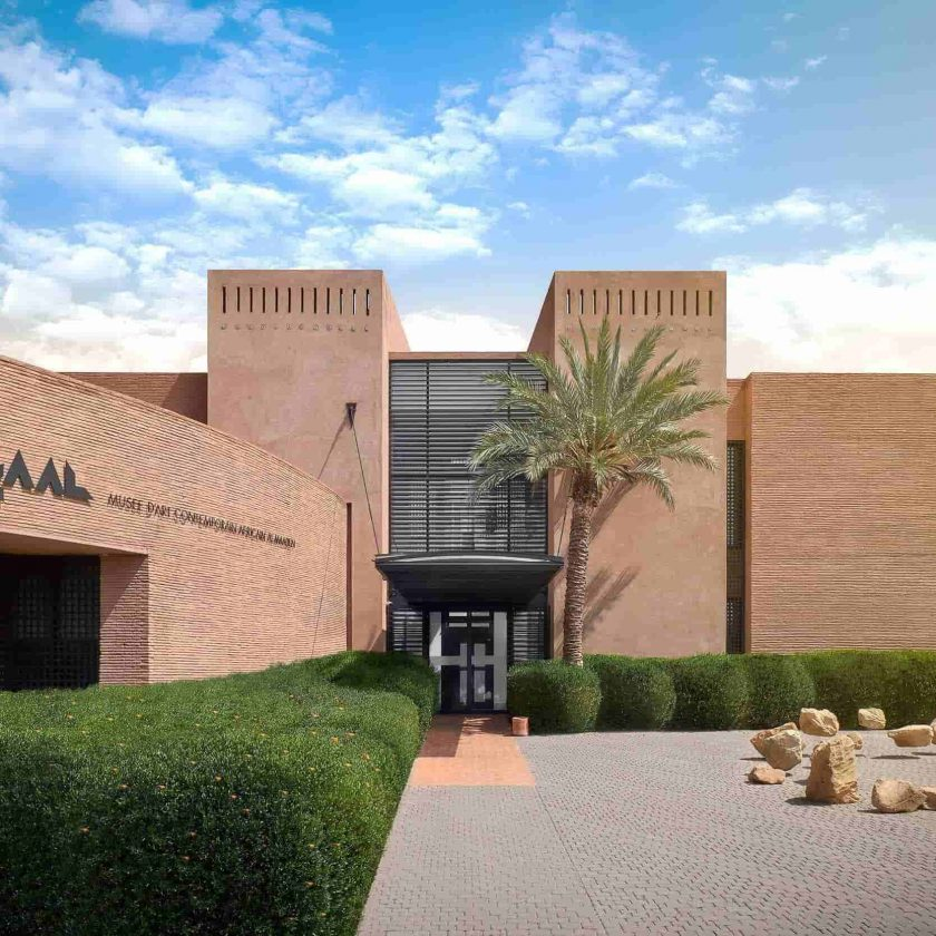 Museum of Contemporary African Art Al Maaden