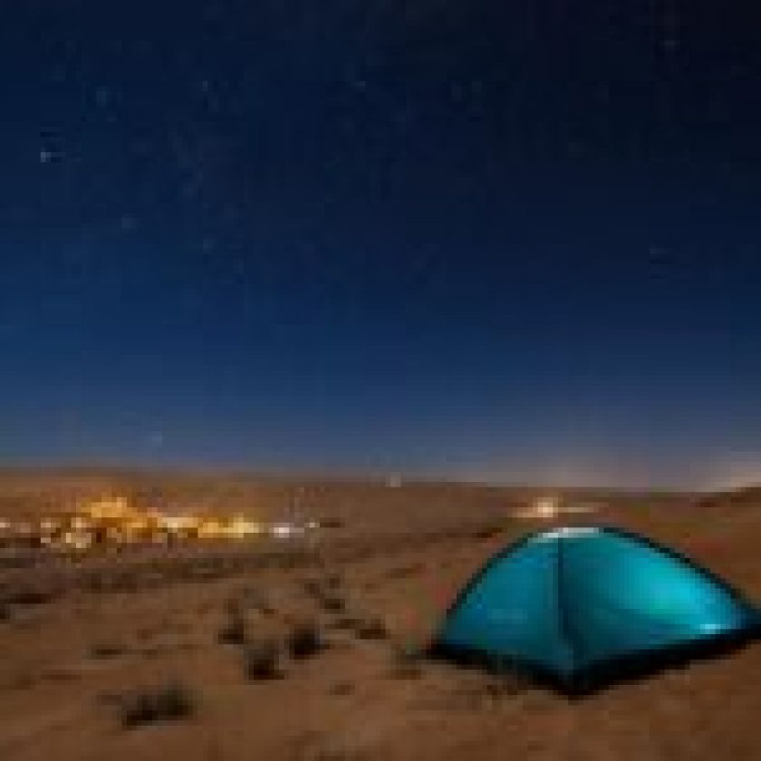 Overnight Safari on Desert in Dubai