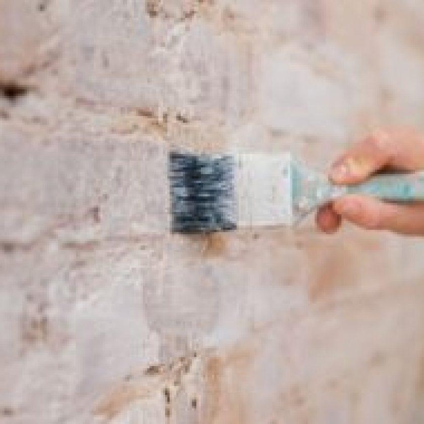 Painting Brickwork