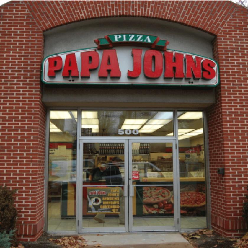Papa John's Lunch