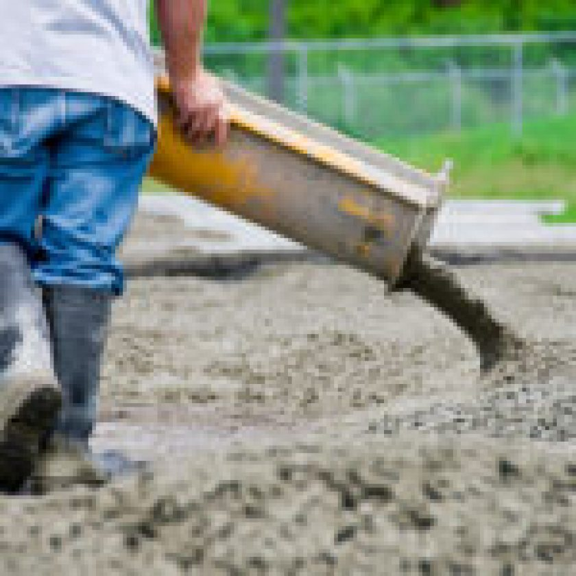 Professional concrete companies