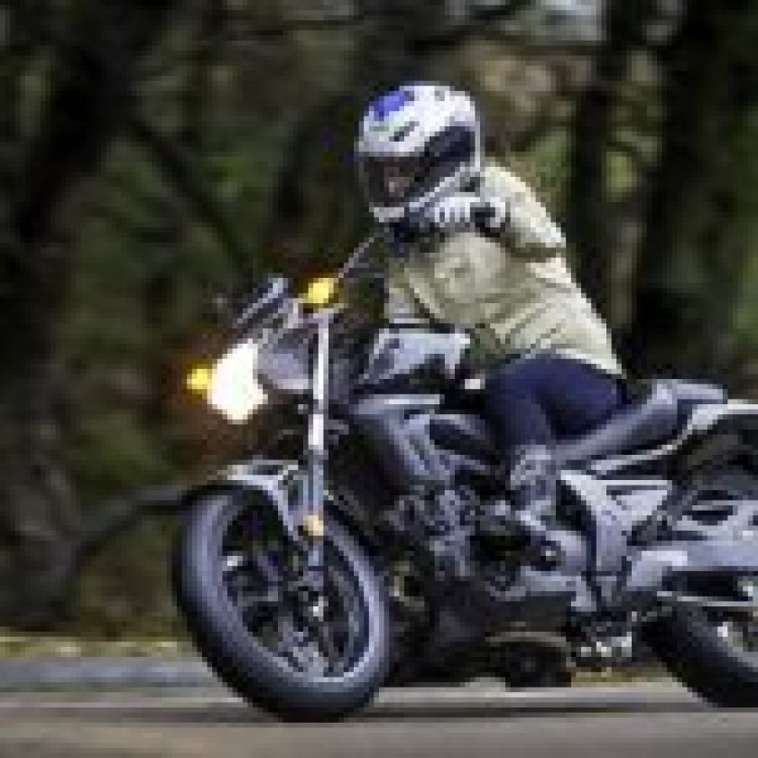 Risks of Motorcycle Riding