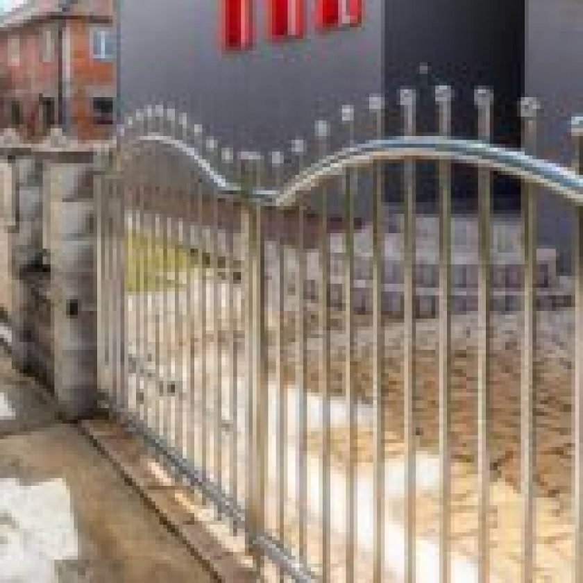 Steel Fences for Home