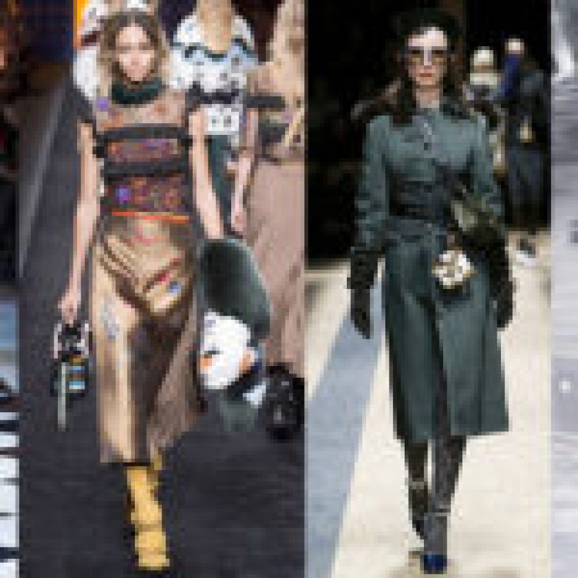 Top 22 Spring 2017 Fashion Trends