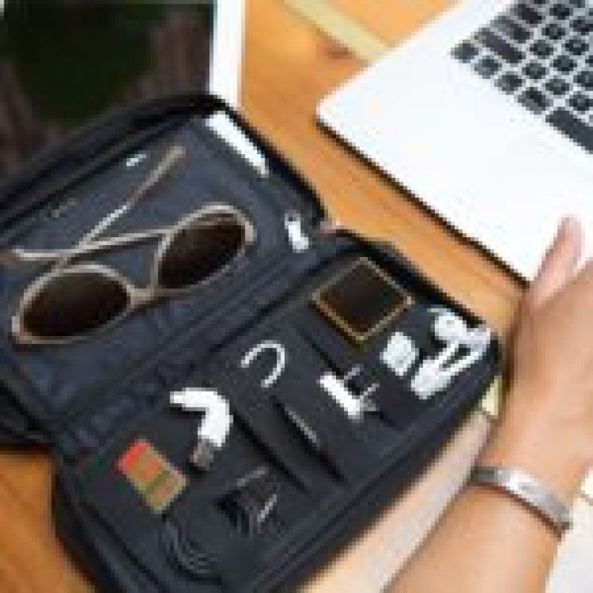 Travel with Computer Accessories