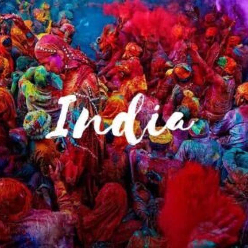 Traveling place in India