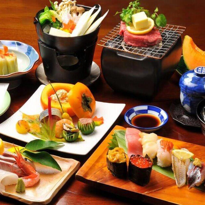 Unique Cuisines Dishes In Japan