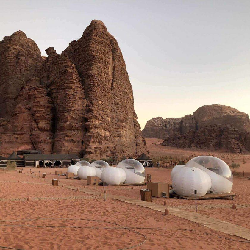 Wadi Rum Luxury Camp, Jordan