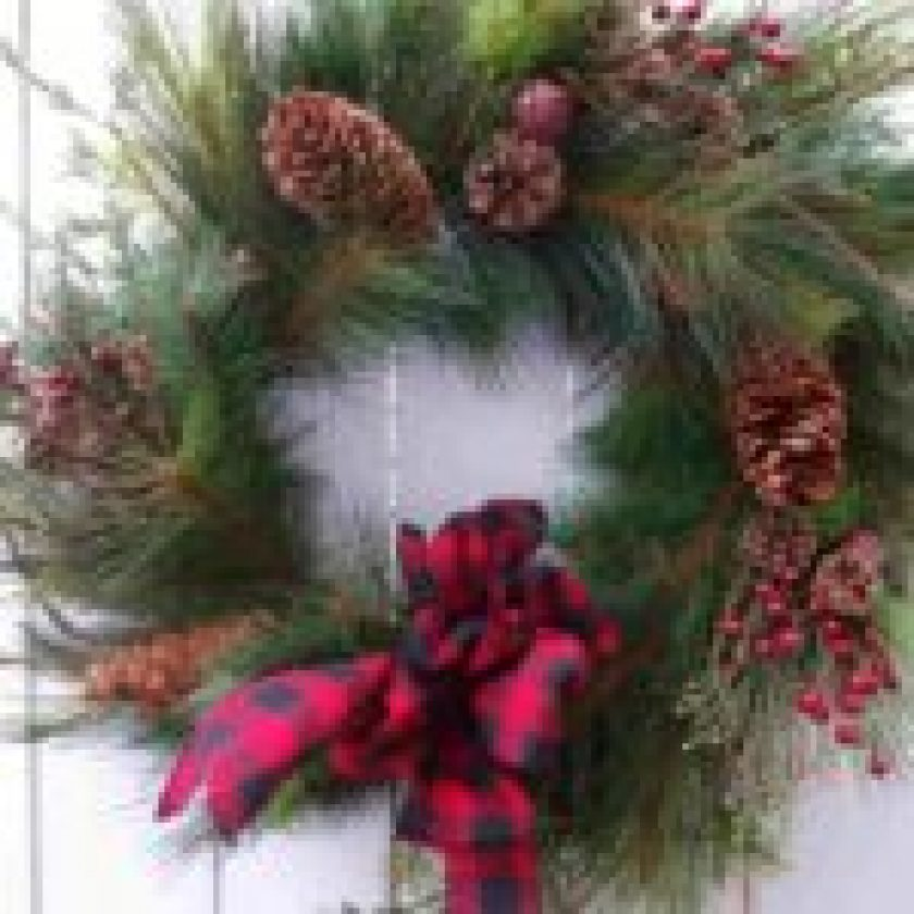 Wreaths for Christmas Decorations