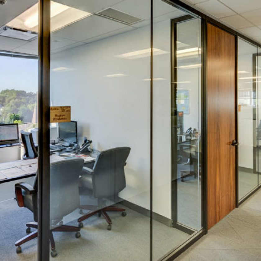 Your Office Space with Partitions