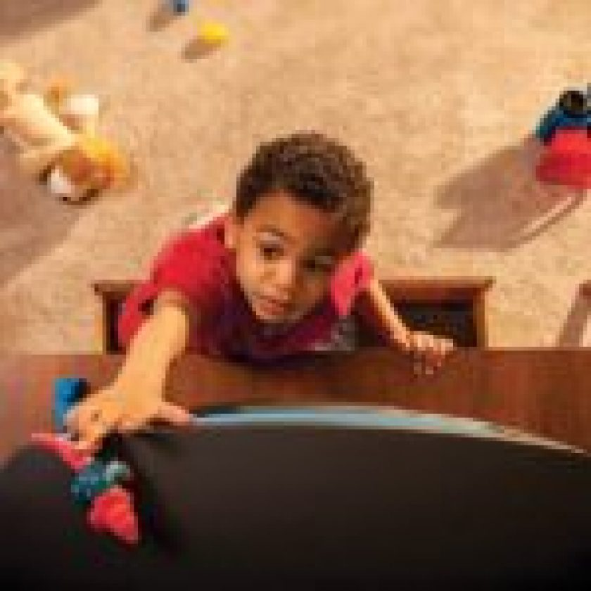 child safety from furniture