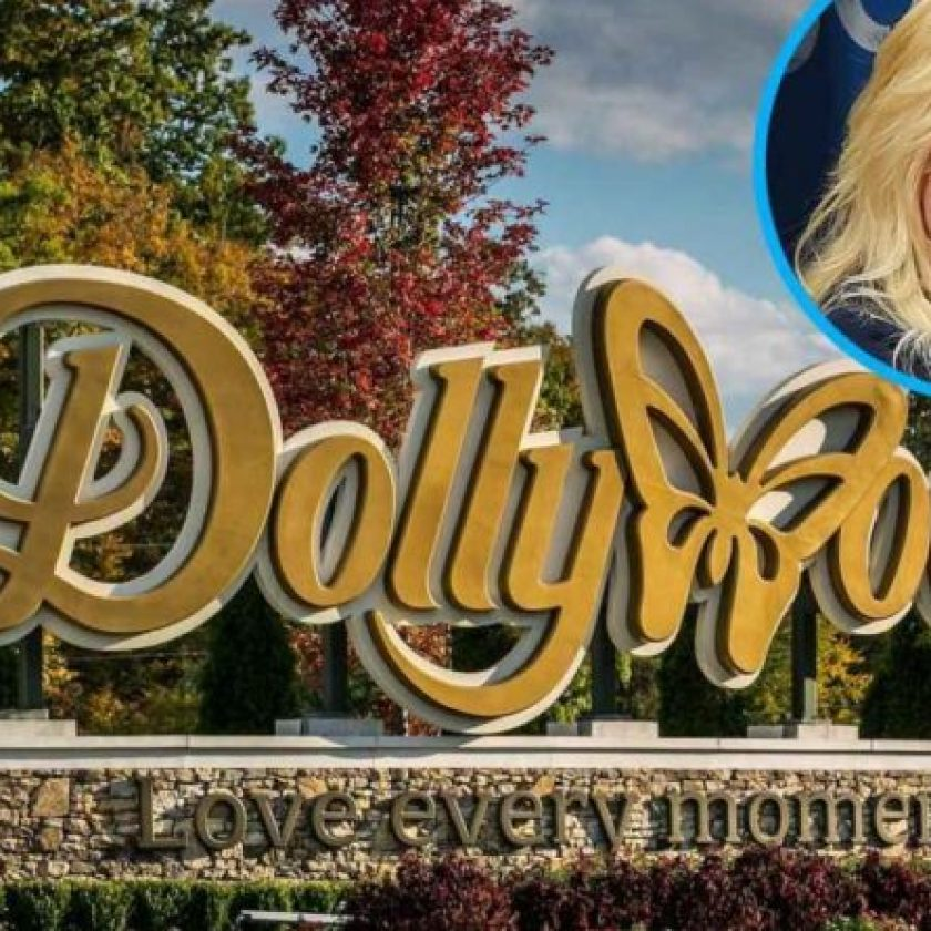 dollywood amusement park -1