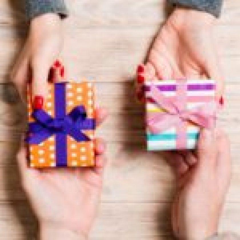 gift hiding spot