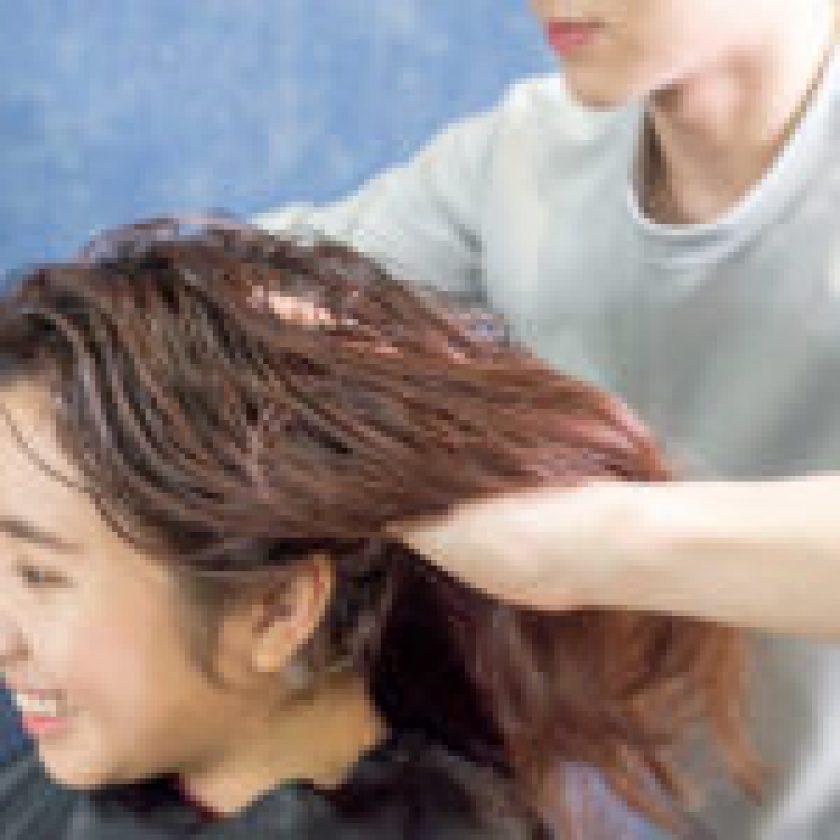 healthy hair tips