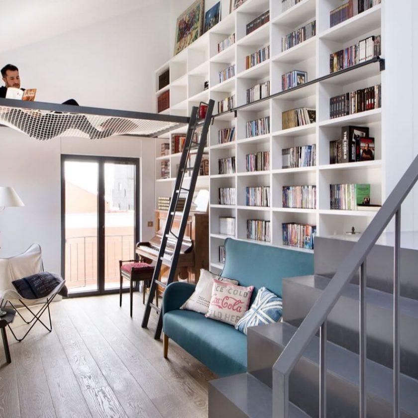 home library design ideas