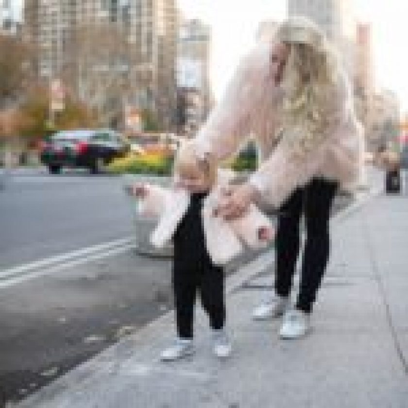 mother and daughter fashion trend