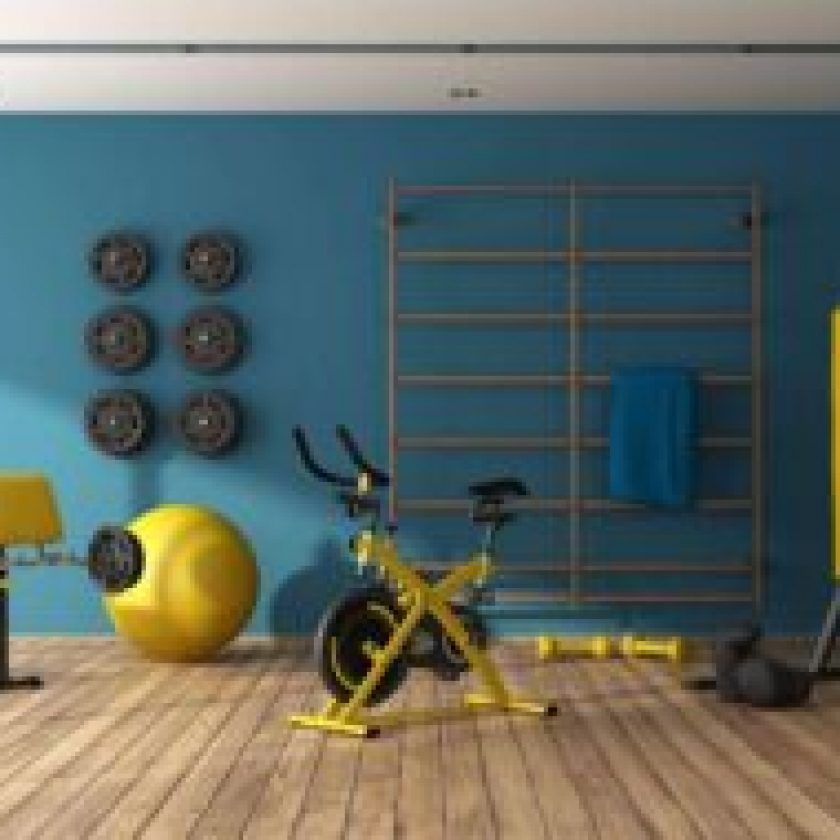 turning your garage a home gym