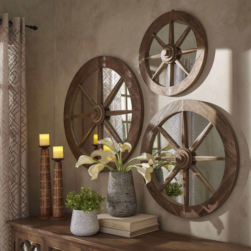 wheel decoration